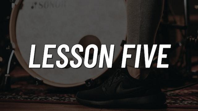 Splits Boot Camp   Lesson 5