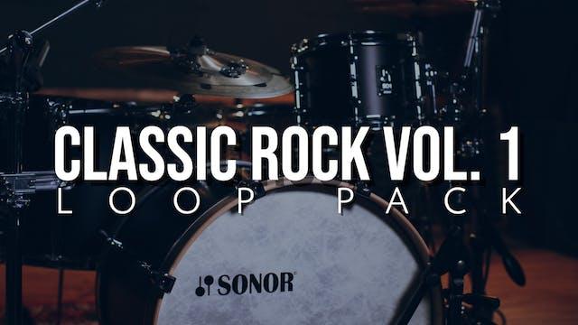 Classic Rock Volume 1 Loop Pack