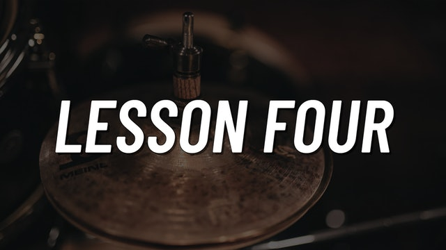 Flam Chop | Lesson 4