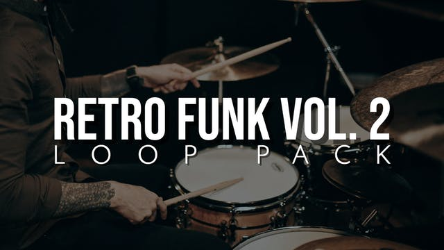 Retro Funk Volume 2 Loop Pack