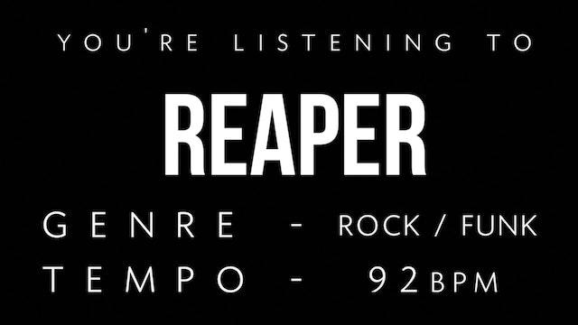 Reaper Practice Loop