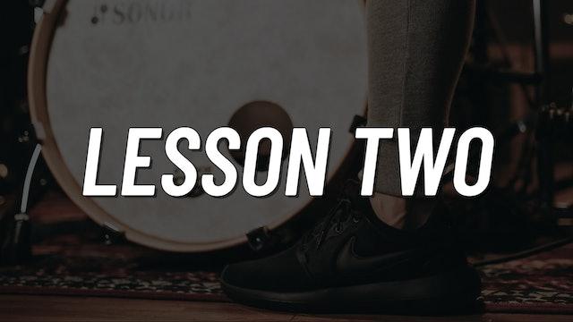 Splits Boot Camp   Lesson 2
