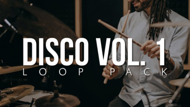 Disco Volume 1 Loop Pack