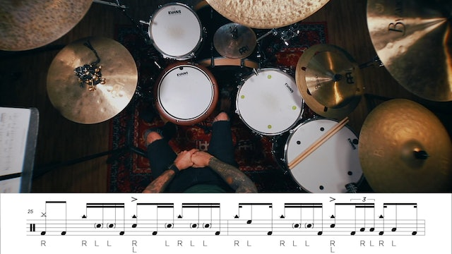 Detached Lesson Pack | Stack & Tom Section