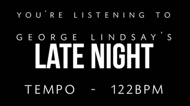 George Lindsay - Late Night