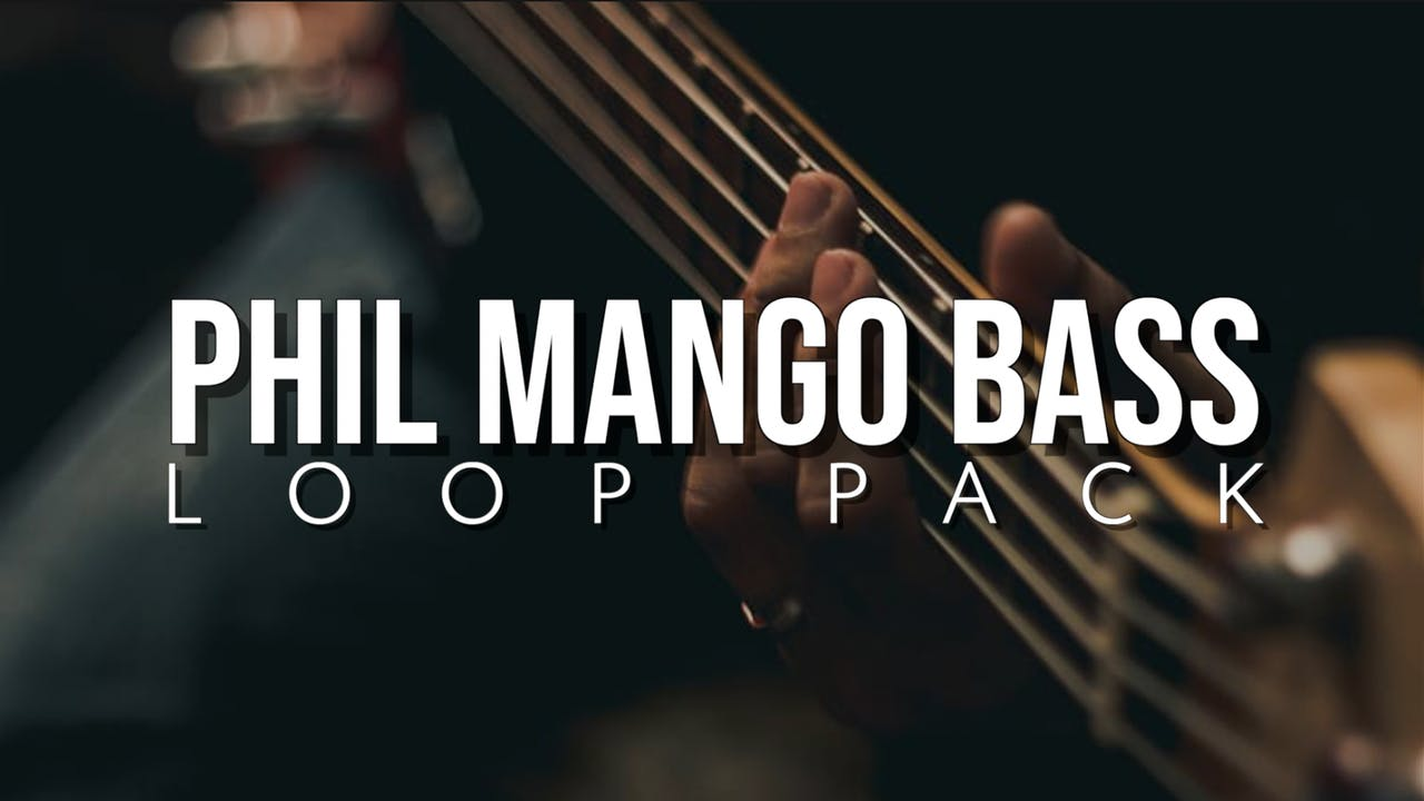 Phil Mango Bass Loop Pack