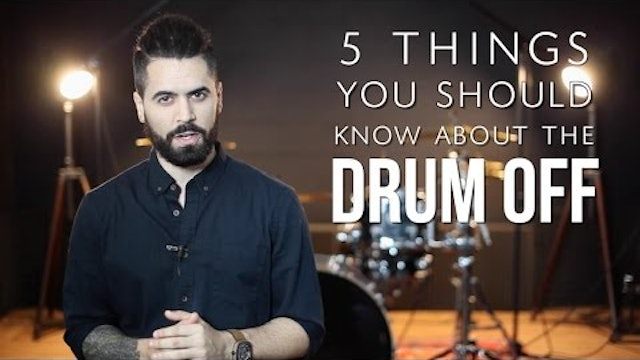 GC Drum Off | 5 Things to Know