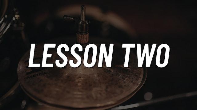 Flam Chop | Lesson 2