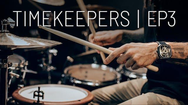 Timekeepers | EP3