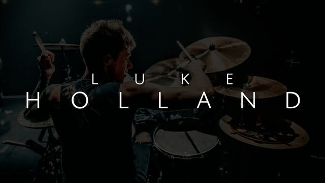 Luke Holland Interview