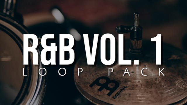 R&B Volume 1 Loop Pack