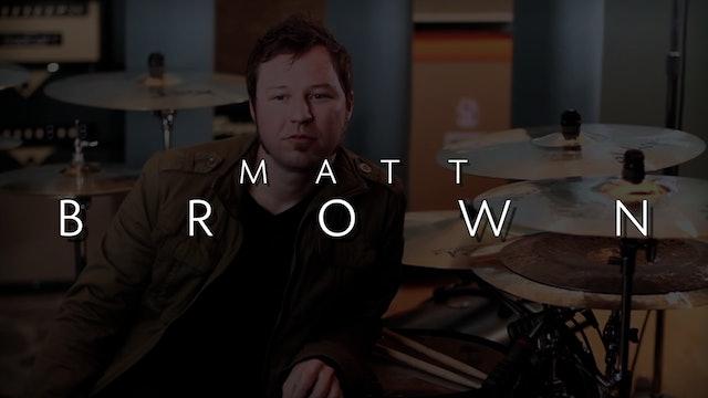 Matt Brown Interview