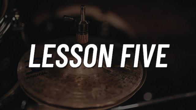 Flam Chop | Lesson 5