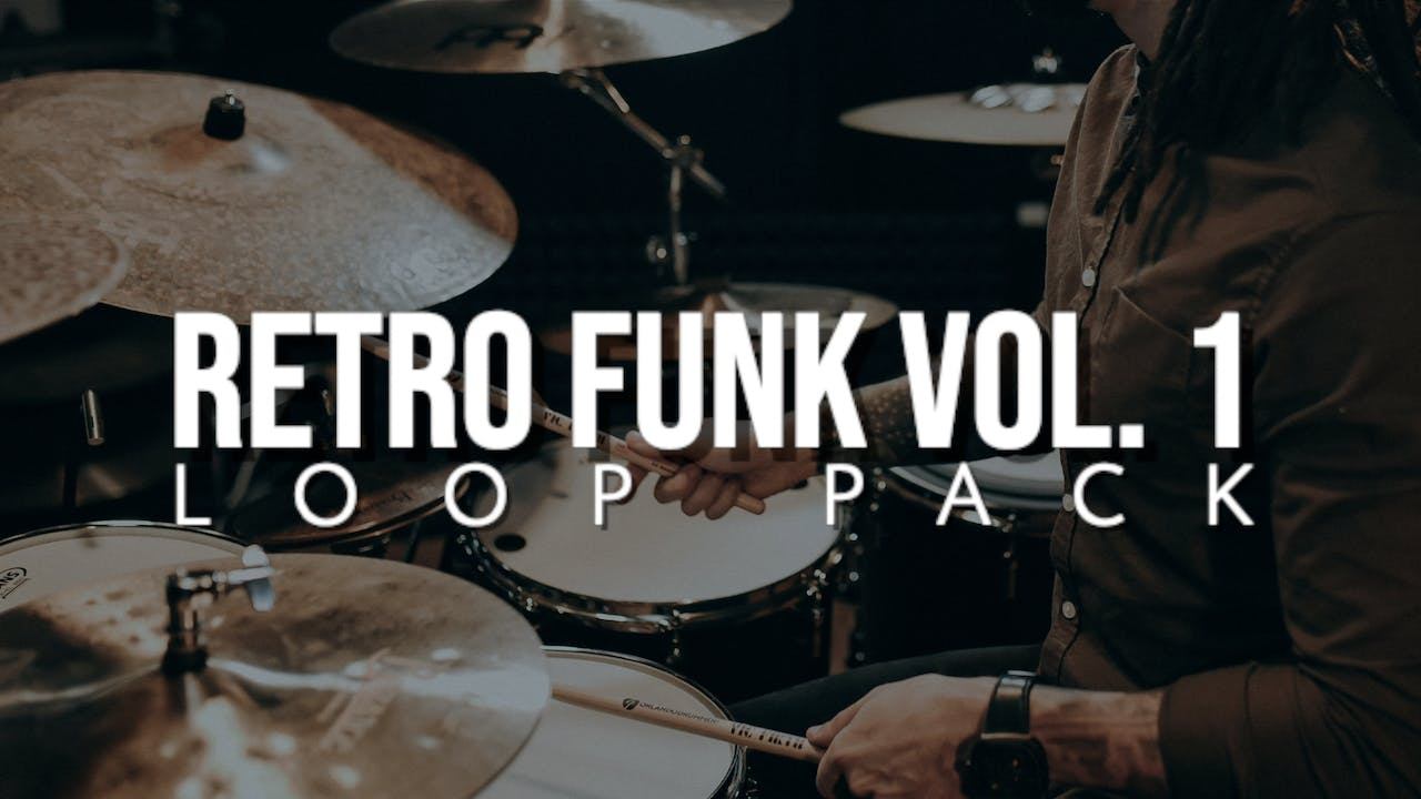 Retro Funk Volume 1 Loop Pack