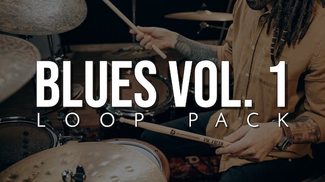 Blues Volume 1 Loop Pack