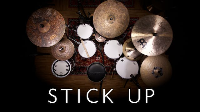 Stick Up | Single Lesson