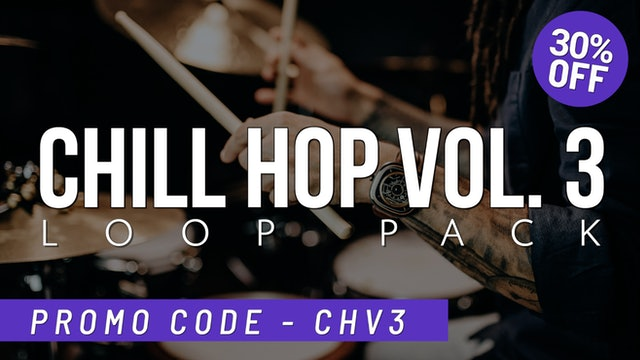 Chill Hop Volume 3   Guitar Edition