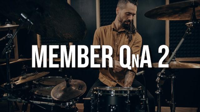Member QnA 2