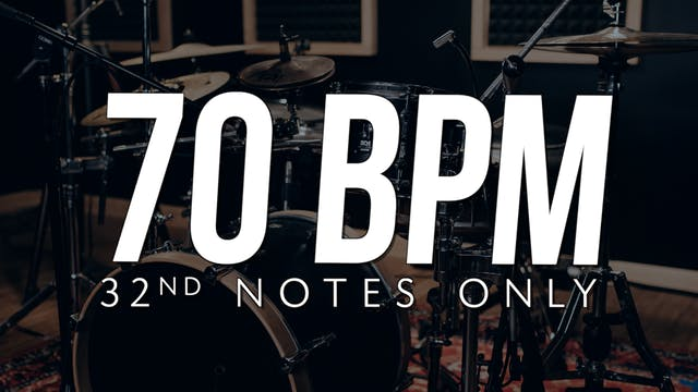 70 BPM | Shed Series V3