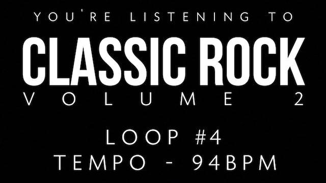 Classic Rock Vol 2 - Loop 4