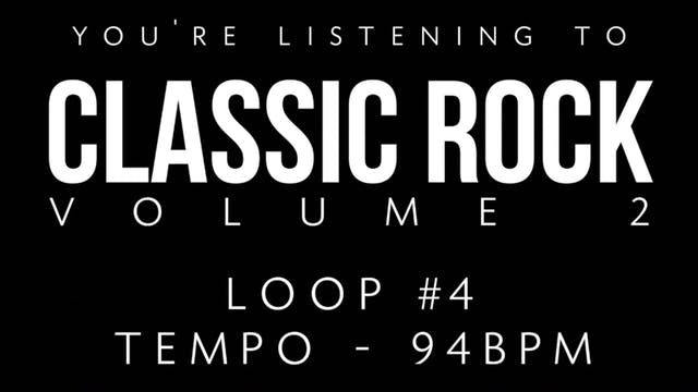 Classic Rock Vol 2 - Loop 4
