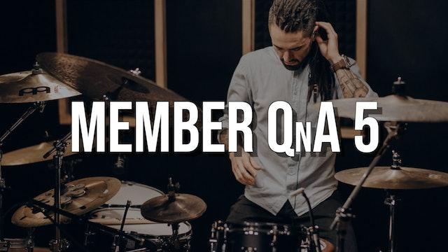 Member QNA 5