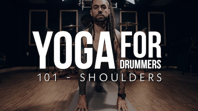 Yoga For Drummers | 101