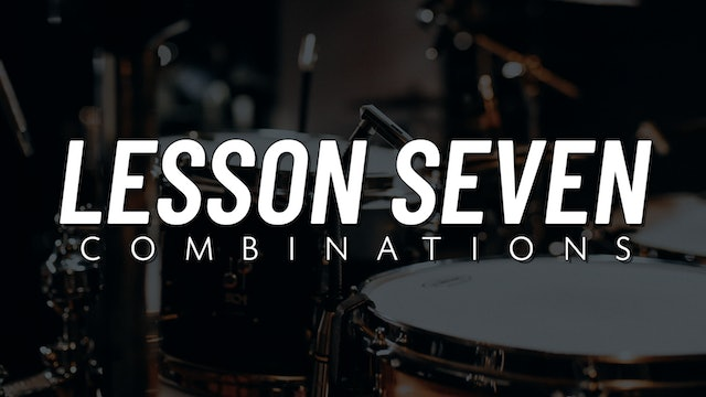 Drum Fill Fundamentals | Lesson 7
