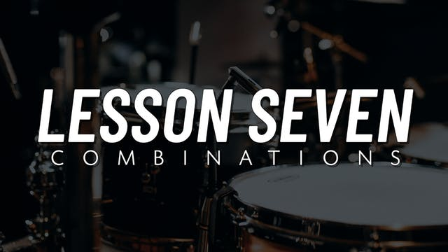 Drum Fill Fundamentals | Lesson 7