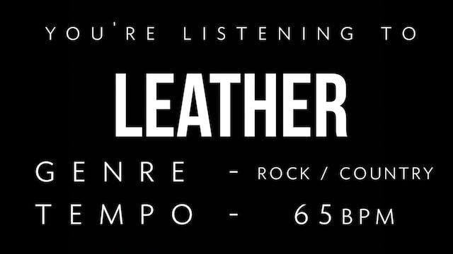 Leather Practice Loop