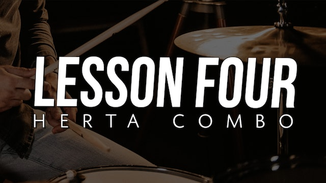 Rudiment Boot Camp | Lesson 4
