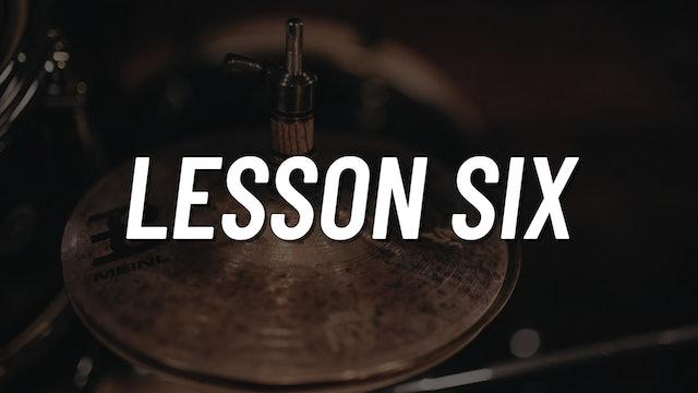 Flam Chop | Lesson 6