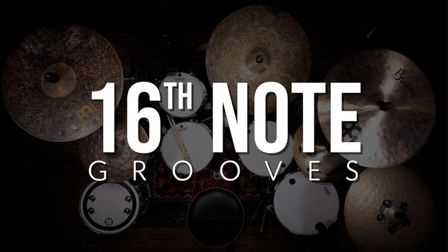 Quick 16th Note Grooves