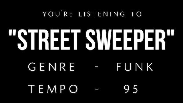 Street Sweeper Practice Loop