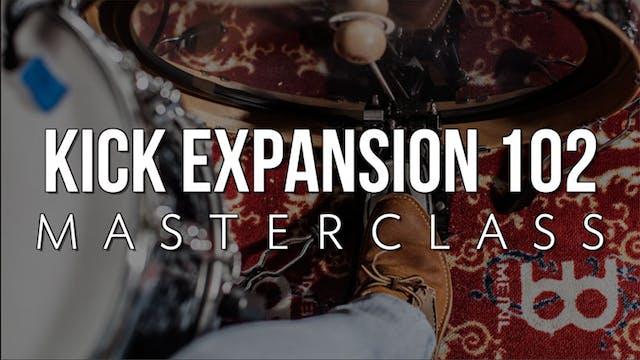 Kick Drum 102 Masterclass