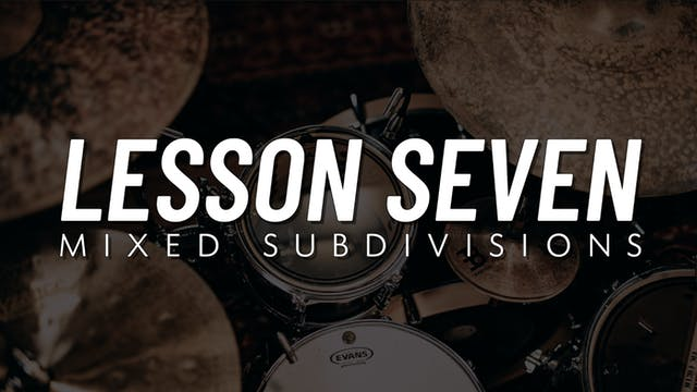 Advanced Fills | Lesson 7