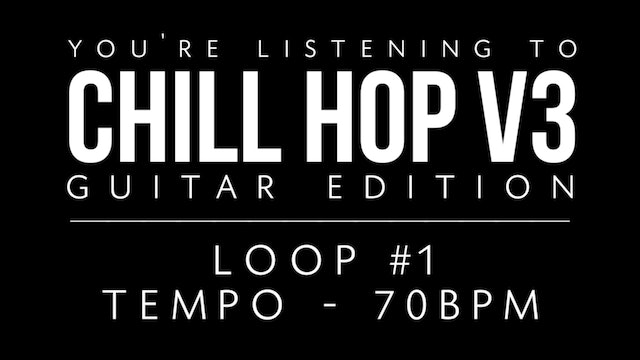 Chill Hop V3 | Loop 1