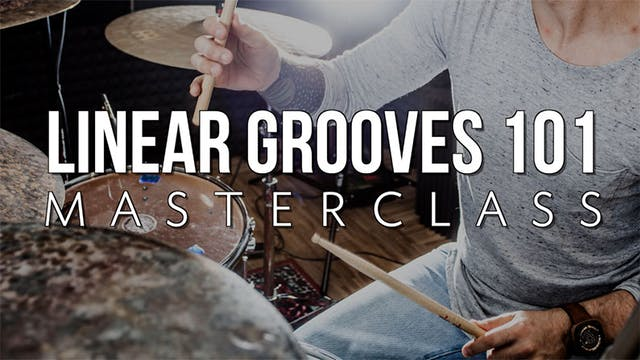 Linear Grooves 101 Masterclass
