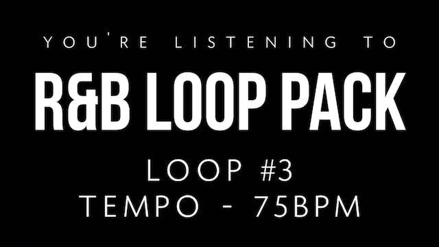 R&B Loop 3