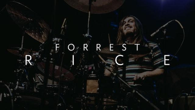 Forrest Rice Interview