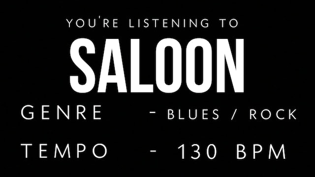 Saloon Practice Loop
