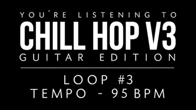 Chill Hop V3 | Loop 3