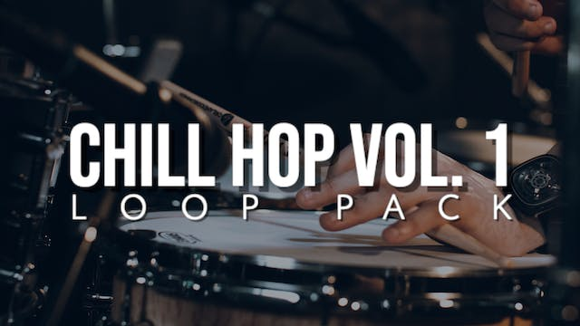 Chill Hop Volume 1 Loop Pack