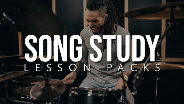 Song Study Lesson Packs