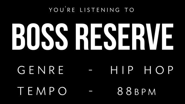 Boss Reserve Practice Loop