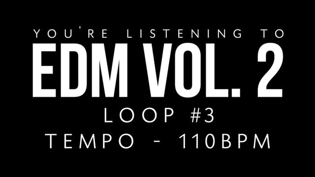 EDM Vol. 2 | Loop 3