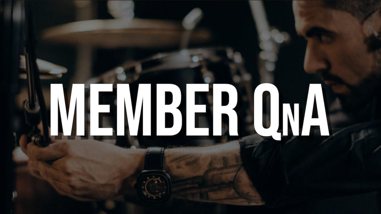 Member QnA