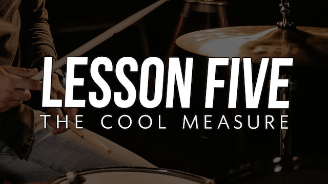 Rudiment Boot Camp | Lesson 5