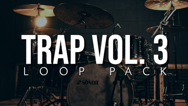 Trap Volume 3 Loop Pack