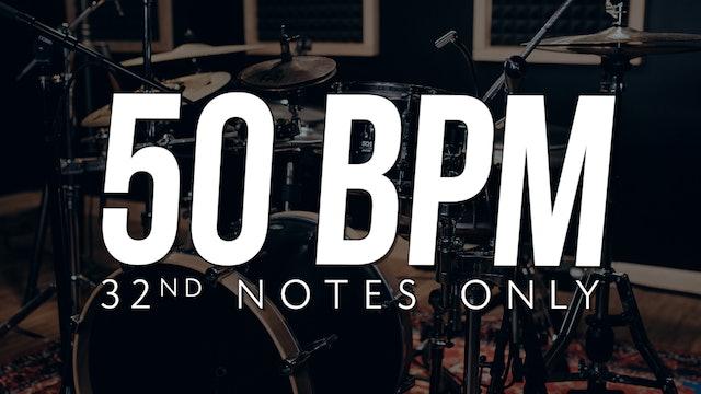 50 BPM | Shed Series V3